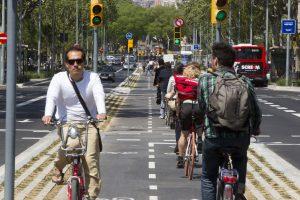 Amb la bicicleta tot va 'sobre rodes'