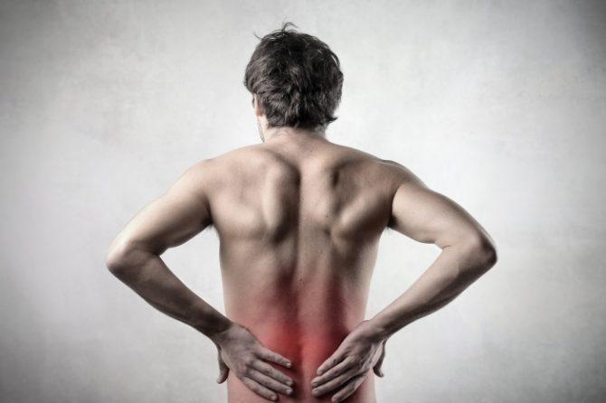 El mal d'esquena